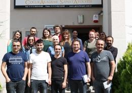Bursa Özel Beyaz Okyanus Özel Eğitim ve Rehabilitasyon Merkezi öğretmenlerinin Kurumumuzu ziyareti
