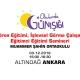 Az Gören Eğitimi İşlevsel Görme Çalışmaları - Muammer Şahin Ortaokulu. Altındağ - Ankara 2018